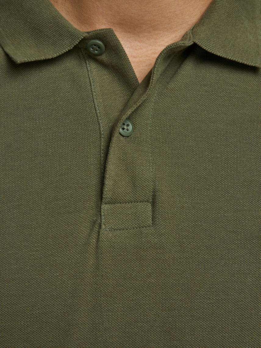 Basic Polo Tişört