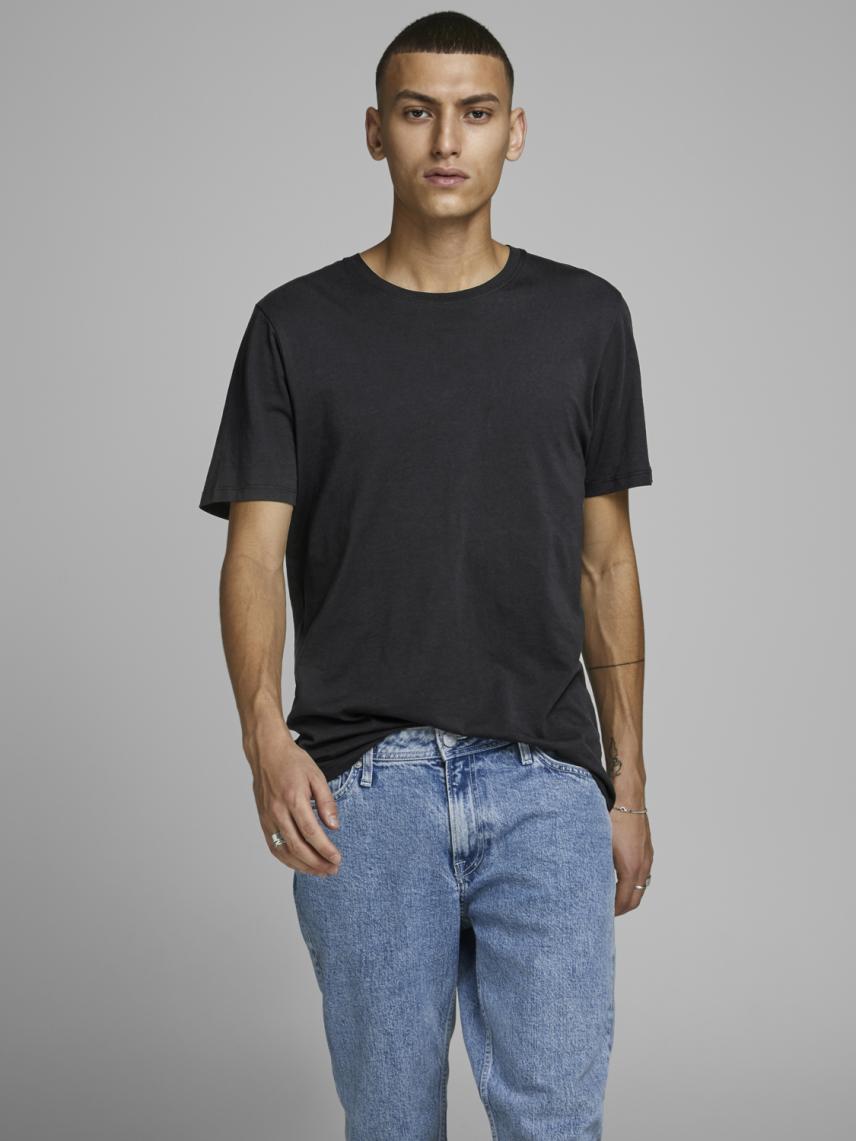 Yuvarlak Yaka Basic Tişört