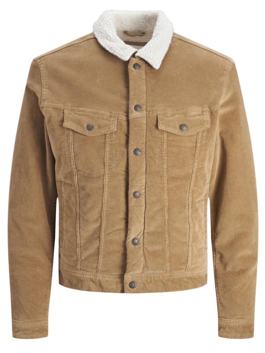 İçi Kürklü Kadife Ceket