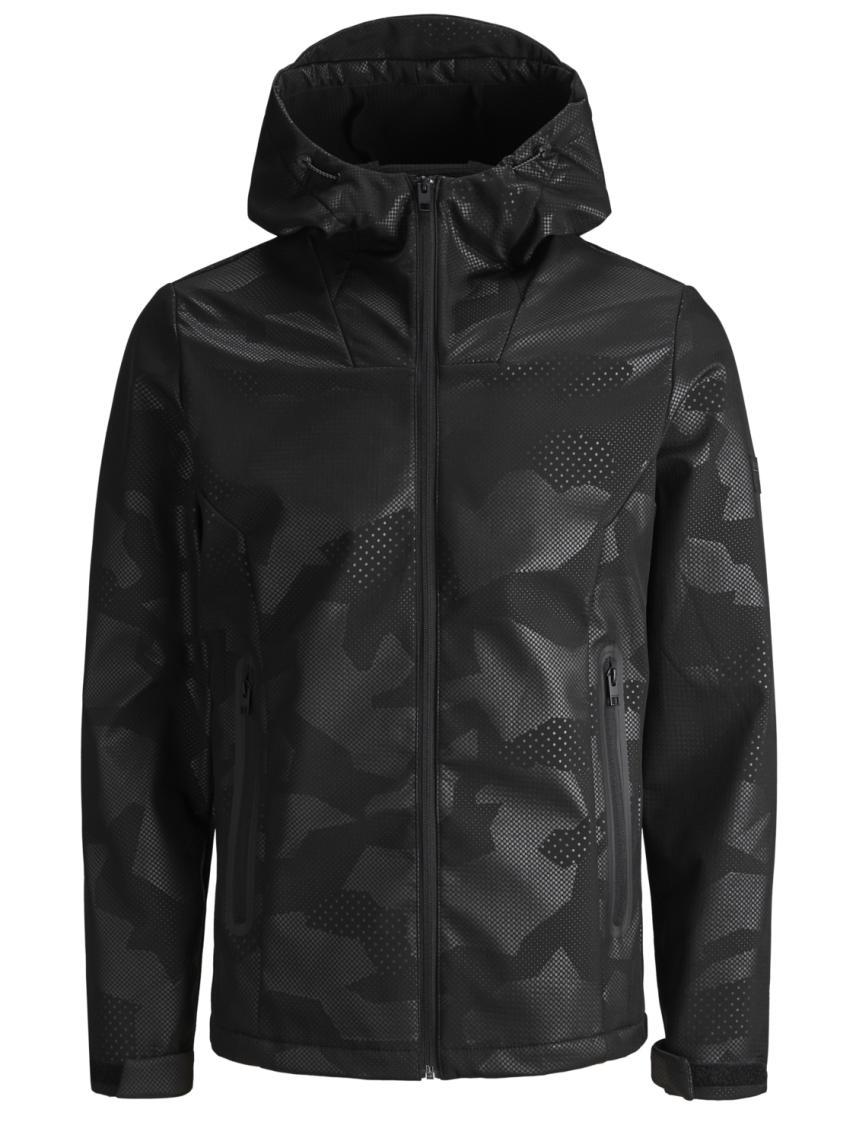 Kapüşonlu Fermuarlı Mevsimlik Ceket