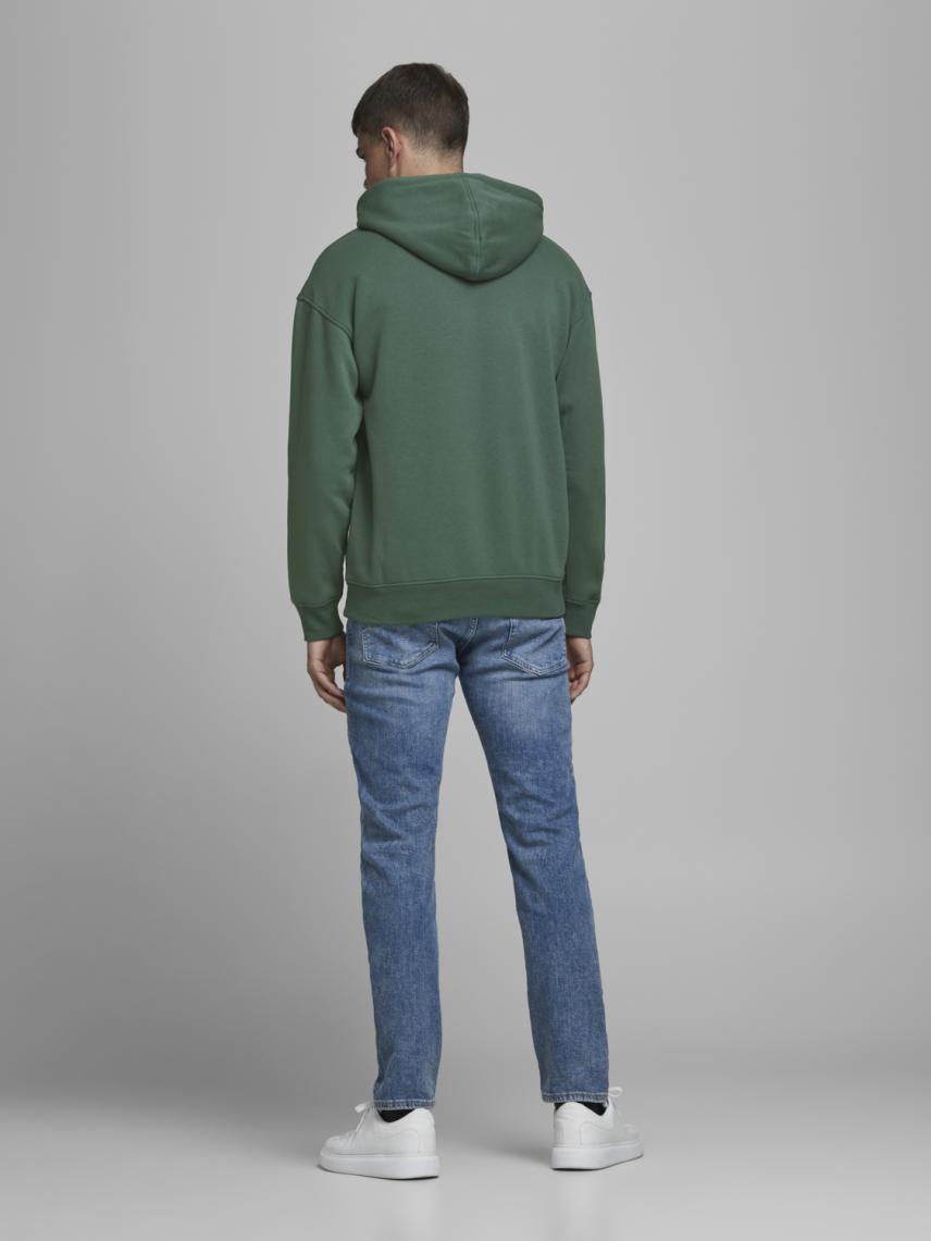 Kapüşonlu Relaxed Fit Sweatshirt