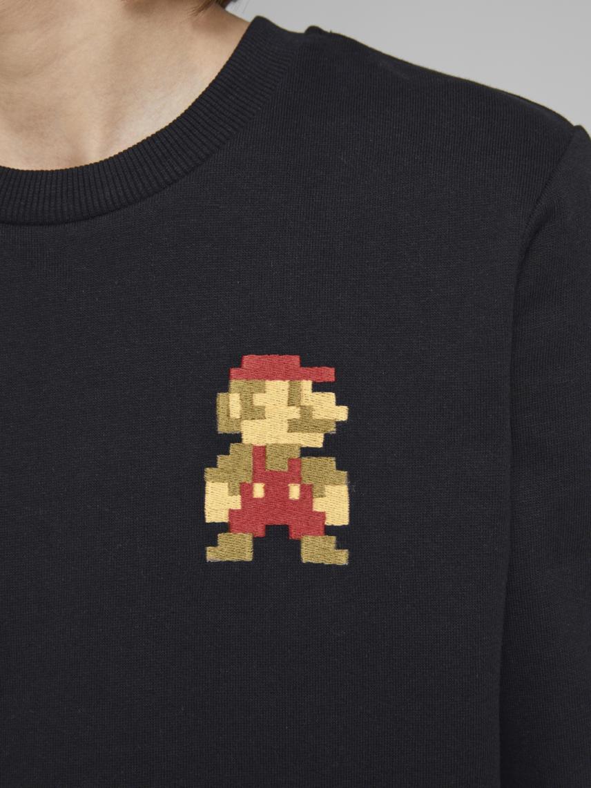Süper Mario Sweathirt
