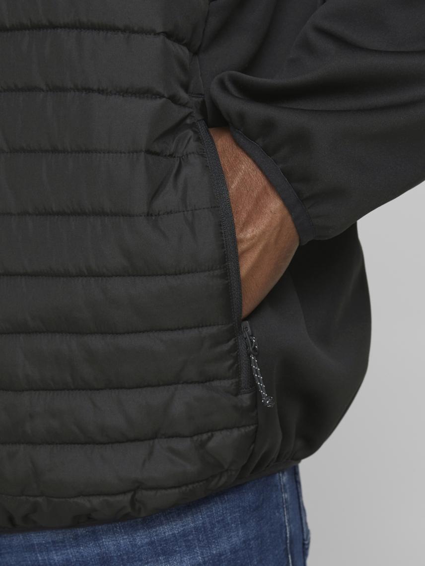 Kapüşonlu Mevsimlik Ceket