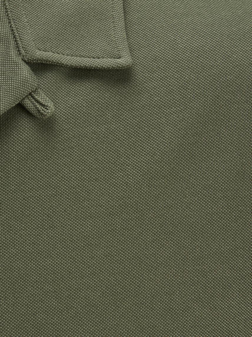 Kısa Kollu Düz Renk Gömlek