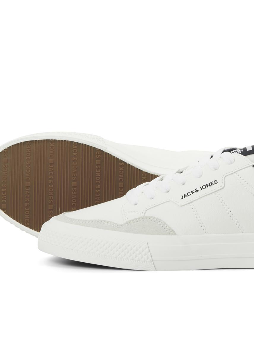 Suni Deri Detaylı Spor Ayakkabı