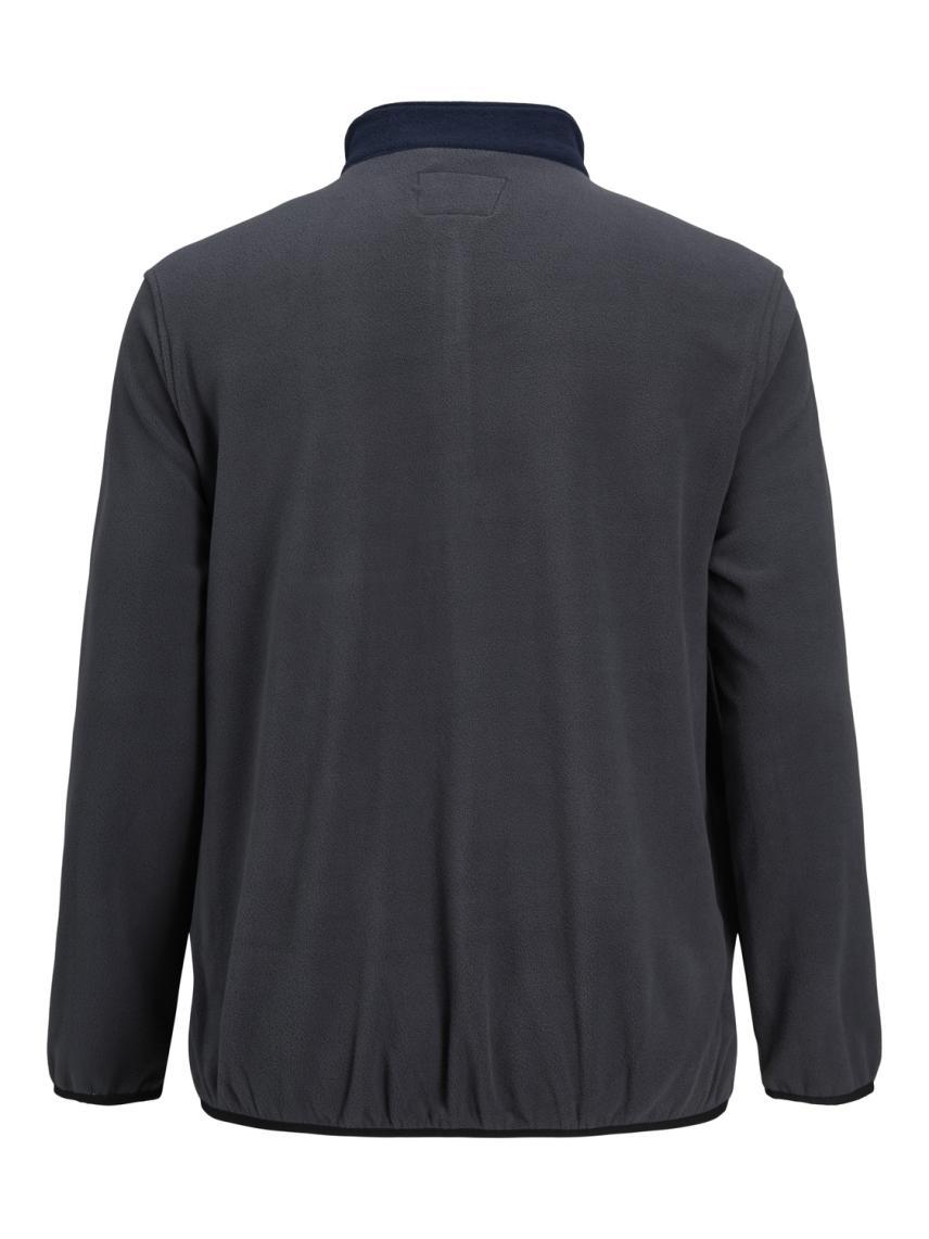 Logo Baskılı Fermuarlı Ceket