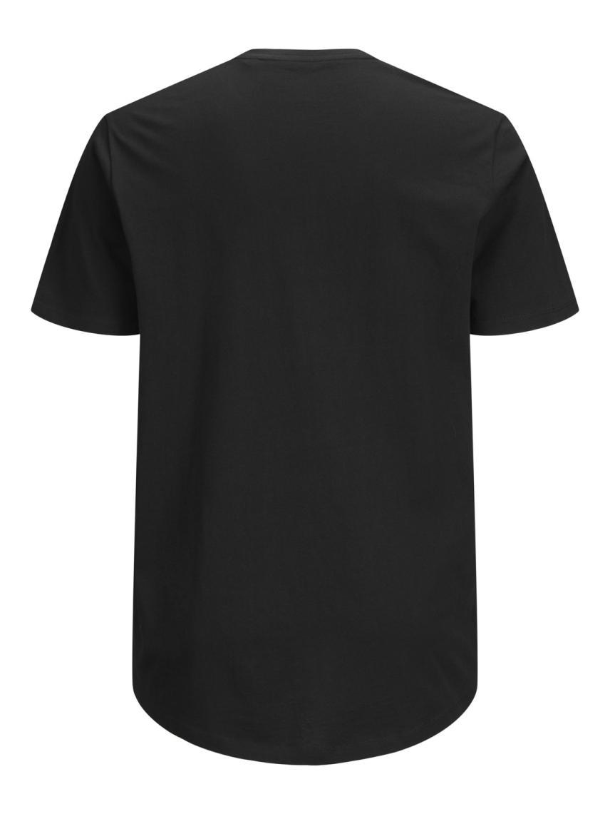 Bisiklet Yaka Basic Tişört