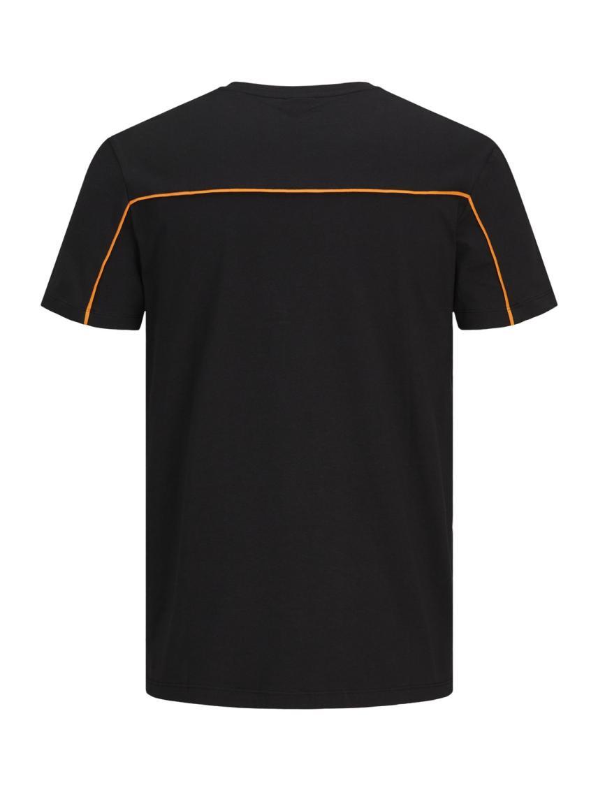 Baskılı Sırt Detaylı Tişört