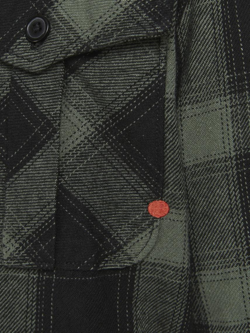 Kareli RDD (Royal Denim Division) Gömlek
