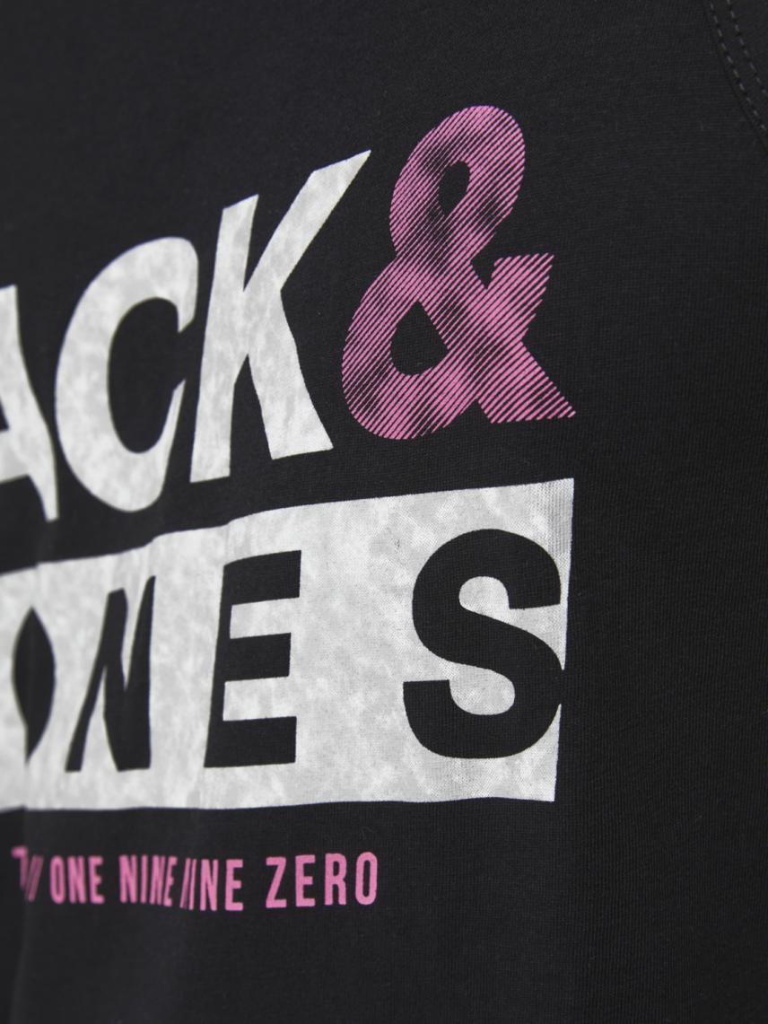 Logo Baskılı Askılı Tişört