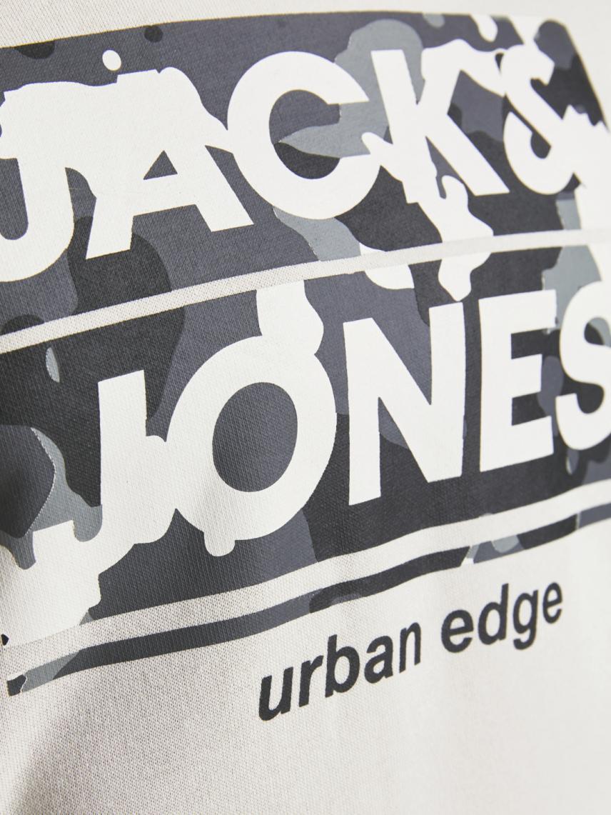 Logo Baskılı Sweatshırt